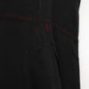Robe en soie noire BUNAÏ black dress pour Jeanne Voilier
