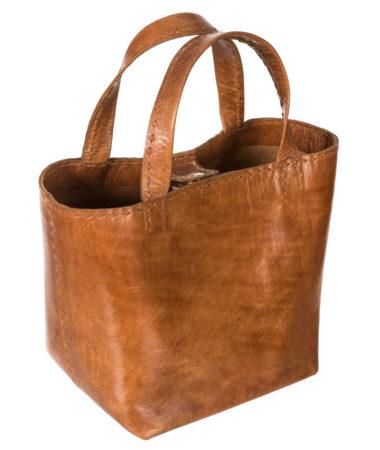 sac en cuir Jeanne Voilier