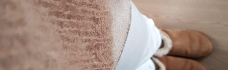 la soie cette matière qui tient au chaud | JEANNE VOILIER