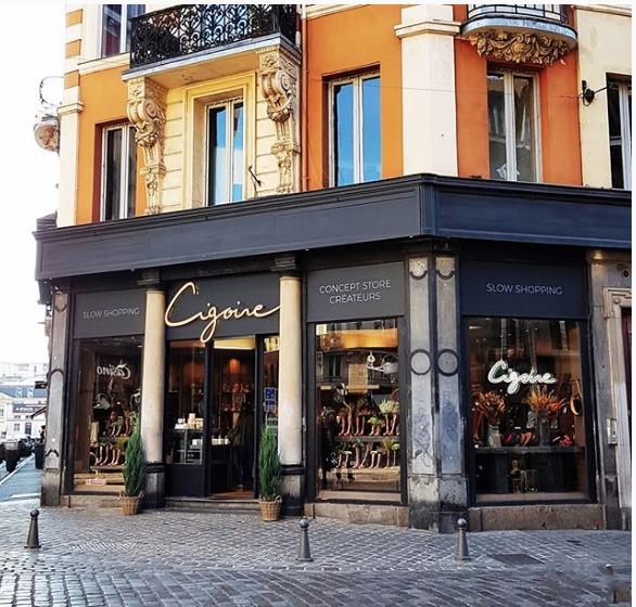 Jeanne Voilier chez Cigoire à Lille
