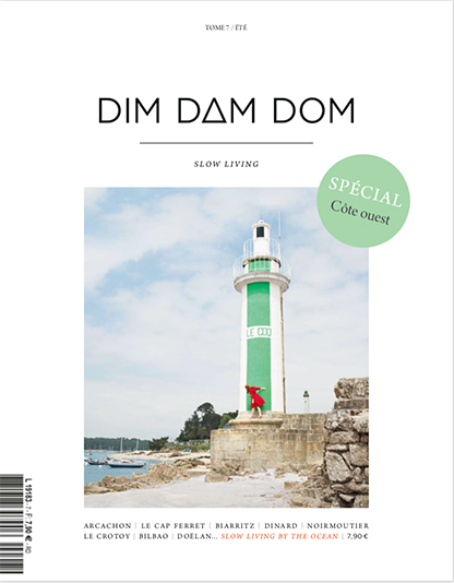 magazine Dim Dam Dom juillet 2020