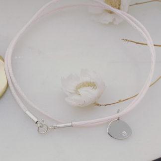 cordon satin et fermoir or | Jeanne Voilier, créatrice soies de jour et bijoux précieux