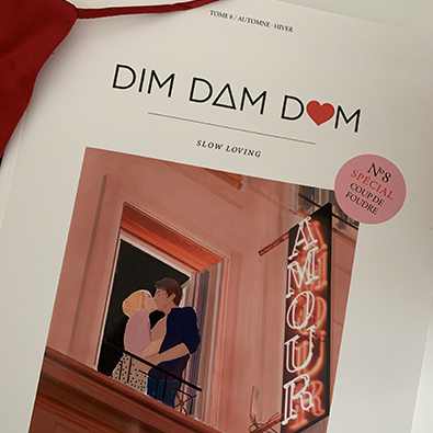DIMDAMDOM #tome 8, novembre 2020